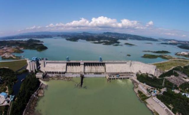 丹江口水库迎来今年最大入库洪水 黄河出现今年第3号洪水