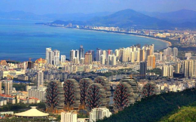 2019年1-8月空气质量海口排名第一