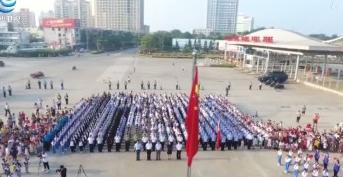 """国旗在我心中:最骄傲不过这抹""""中国红"""""""