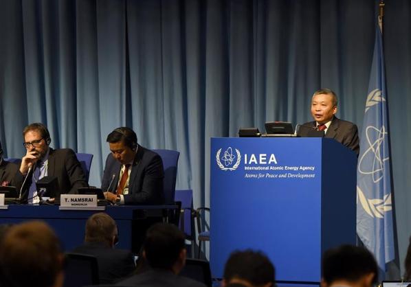 中国代表:应对气候变化,核能作用不可或缺