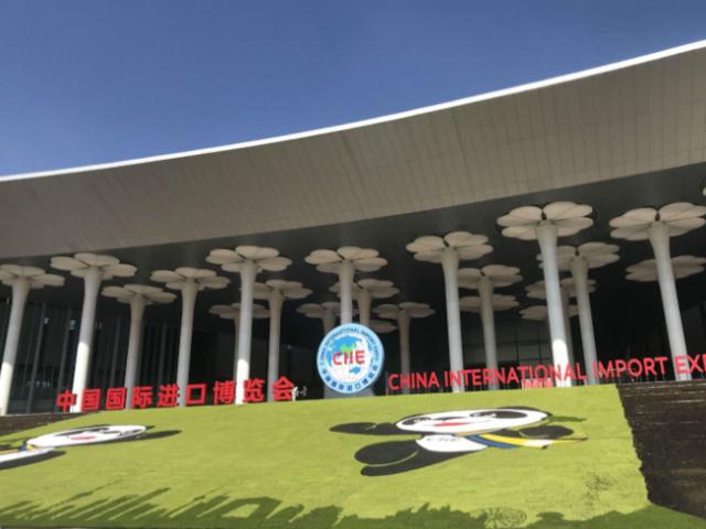 让世界共享中国开放机遇  ——第二届进博会搭建中国与世界深度交融大平台
