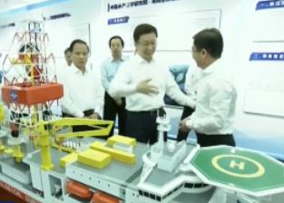 韓正在海南調研時強調:加強生態環境保護 提升創新引領能力 在推動經濟高質量發展方面走在全國前列