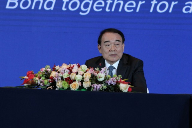 博鳌论坛秘书长李保东:应对全球治理危机,须回归多边主义