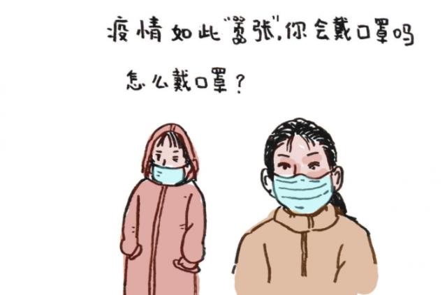 防控疫情,你会戴口罩吗?