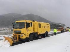雨雪阻交通!今日6省区市共28个路段将遭遇大到暴雪