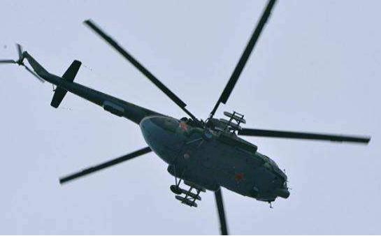 俄一架米—8直升机硬着陆2人死亡