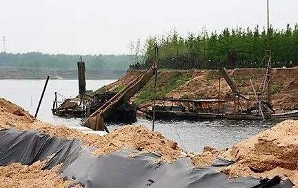 水利部等三部门联手维护长江河道采砂管理秩序