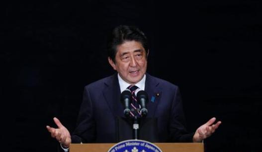 安倍期待东京奥运按计划举办 称希望显示战胜疫情