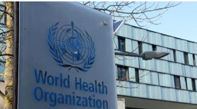 世卫组织:中国以外新冠肺炎确诊病例达184657例