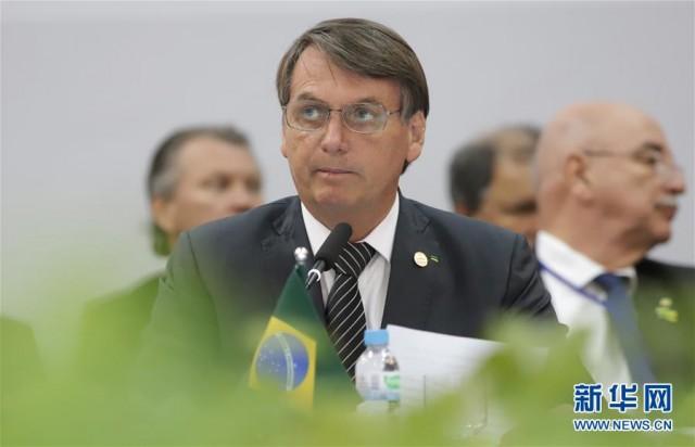 巴西总统博索纳罗新冠病毒检测呈阴性