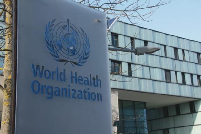 世卫组织:中国以外确诊病例达1050828例
