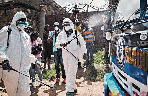 国际疫情观察:确诊病例过万 非洲防疫面临哪些考验?