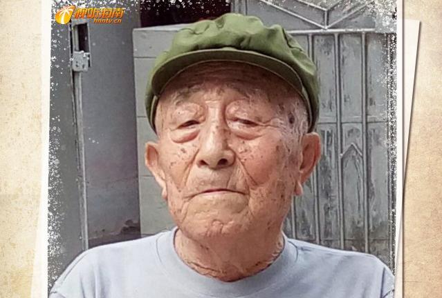 老兵记忆丨九旬老兵的生日照