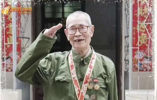 老兵记忆丨姜成生:当兵的不怕苦不怕死,最艰苦时一天一夜跑一百八十里路