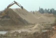 万豪酒店项目工地涉嫌卖砂:调查超半年结果仍未公开 涉案超百万元