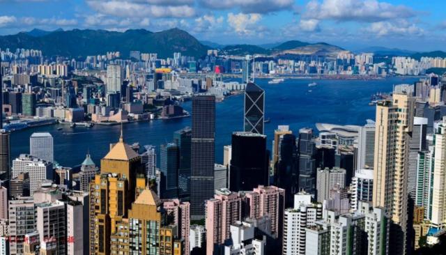 """香港特区政府欢迎在粤港澳大湾区开展""""跨境理财通""""业务试点"""