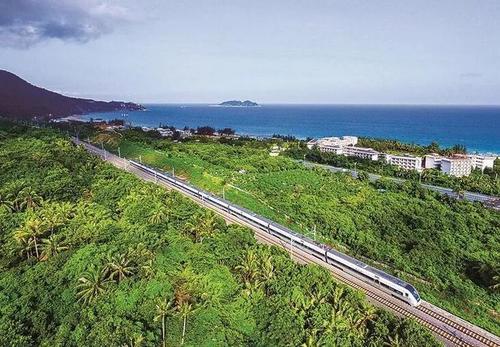 注意!海南进出岛旅客列车运行图调整