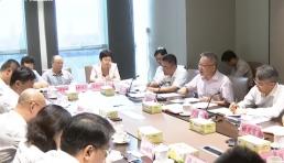 沈晓明赴海南省旅游投资发展有限公司调研