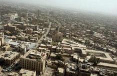 伊拉克巴格达遭到不明来源枪击