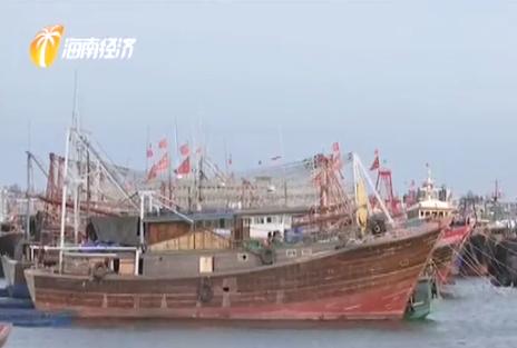 渔船起火被迅速扑灭 渔监初步认定责任