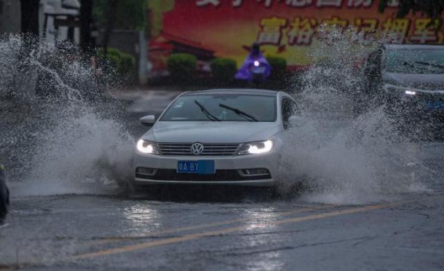 """今年第3号台风""""森拉克""""生成 海南局地迎大暴雨"""