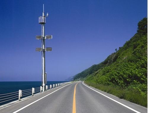 海南交警公布全省二百五十处 高速公路监控设备点位