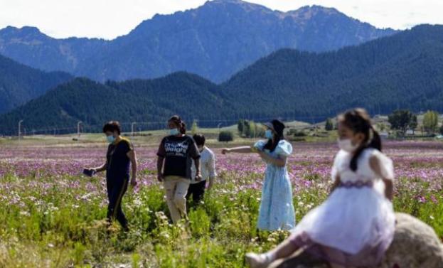 文旅部:旅游景区接待游客量不超过最大承载量的75%