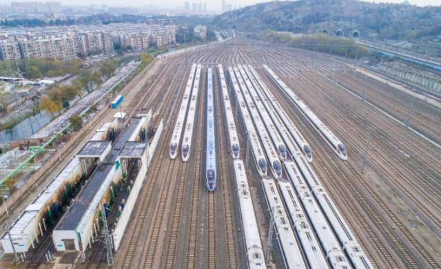 """""""返程模式""""开启!长三角铁路今日计划增开旅客列车88列"""