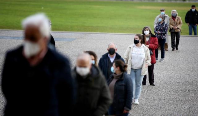 葡萄牙在严重疫情中举行总统选举