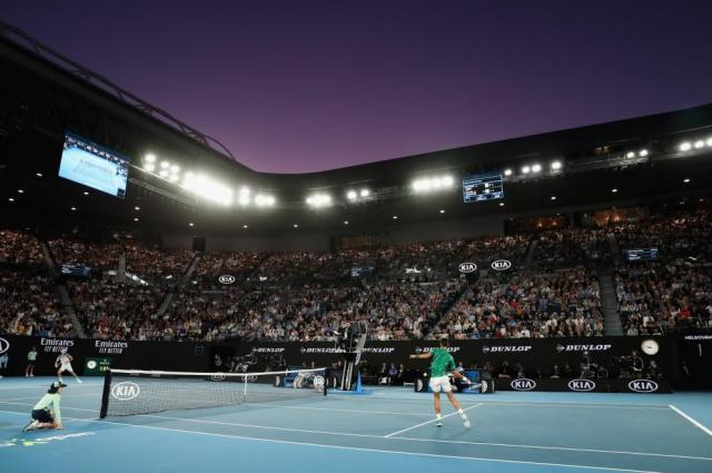 澳网调整热身赛安排以帮助被隔离球员备战