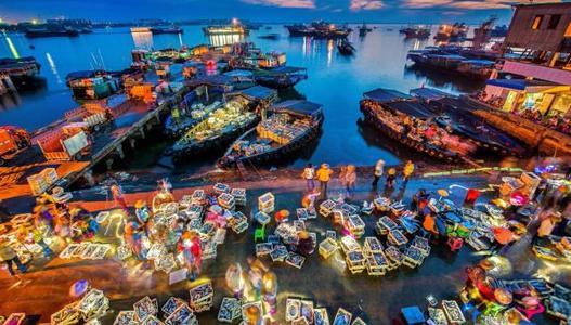 2020年海南省水海产品出口量稳步增长