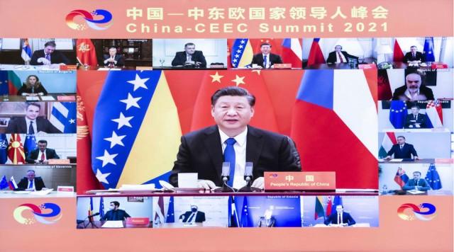 第一报道 | 2月的中国元首外交,意涵重大
