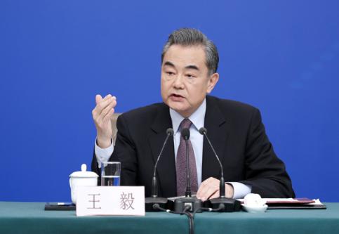 国务委员兼外交部长王毅将于3月7日下午3时出席记者会