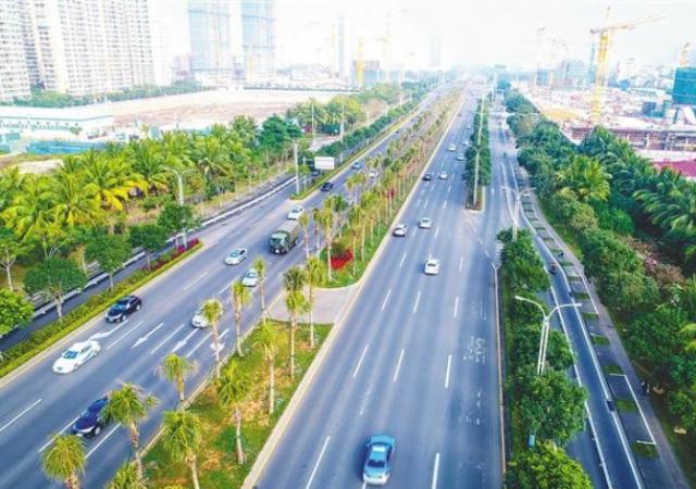 2021年海口马拉松赛期间,这些路段将临时交通管制!