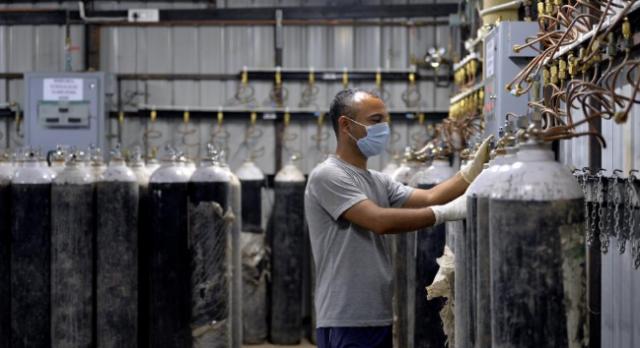 印度政府将采取更多措施缓解医用氧气短缺