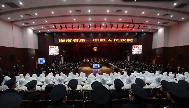 吴宗隆等144人犯组织、领导、参加黑社会性质组织罪一案公开宣判