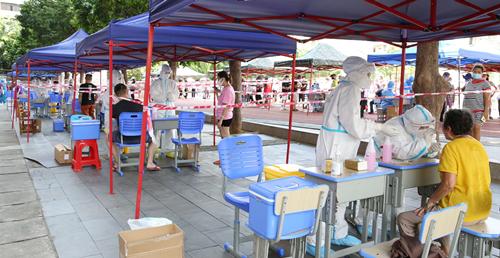 海南發布關于加強涉疫重點區域和場所人員核酸檢測篩查工作的通告