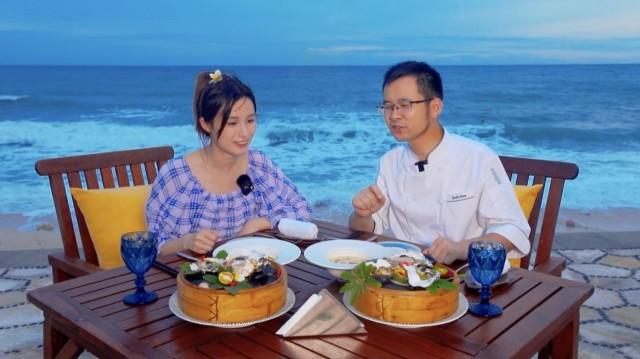人類高質量海鮮大餐 視覺和味蕾的雙重享受