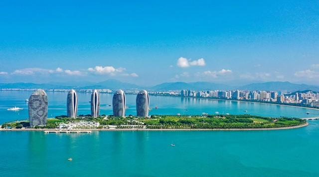 海口中秋假期接待游客27.2万人次 旅游总收入2.67亿