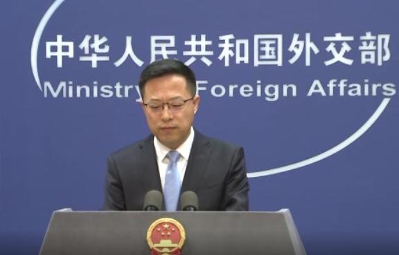 外交部:反对个别国家以网络安全为名抹黑他国