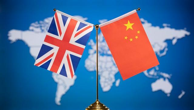 """英国驻华大使:中英两国有""""独一无二的机会""""合作保护地球"""