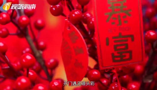 2021年喜庆贺岁MV《贺新岁  顺起来》