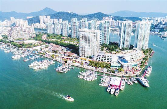 三亚建世界级滨海旅游城市