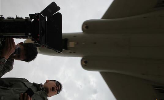 《强军》拍摄花絮:大片是这样炼成的