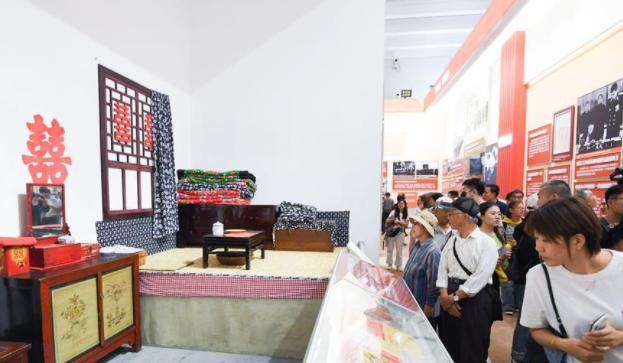 慶祝中華人民共和國成立70周年大型成就展向公眾開放